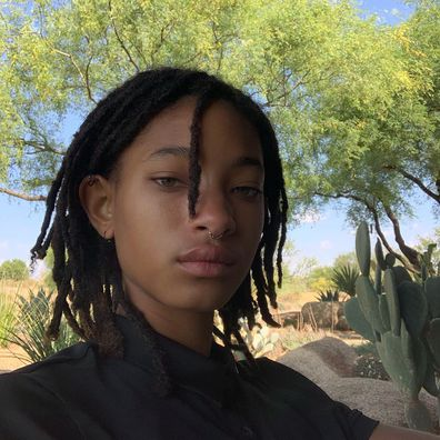 Willow Smith opens up about history of self harm