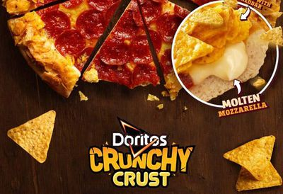 Dorito's Crunchy Crust