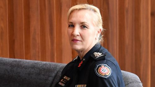 Queensland's first female police commissioner sworn in