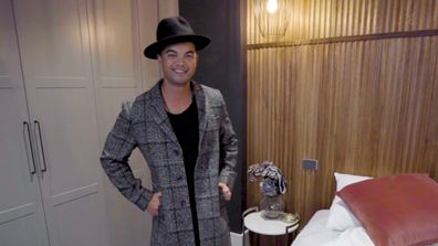 Guy Sebastian tours this year's homes and gives some very cheeky feedback