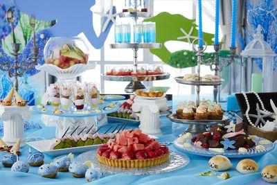 World's best hotel dessert buffets