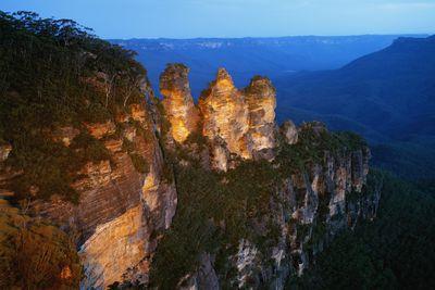 <strong>Three Sisters, Blue Mountains, New South Wales, Australia</strong>