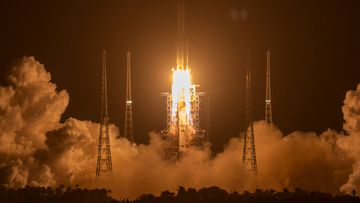 China 'tests space-capable hypersonic missile'