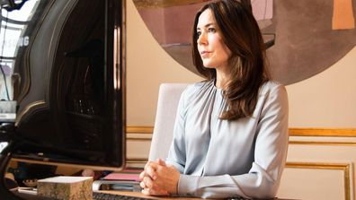 Princess Mary speaks at the UN Women's Generation Equality Forum