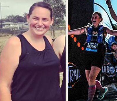 Beth Azzopardi Healthy Mummy running