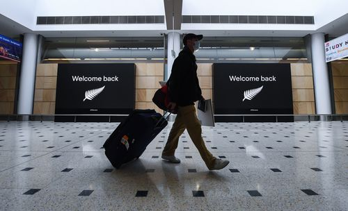 New Zealanders allowed back into New South Wales