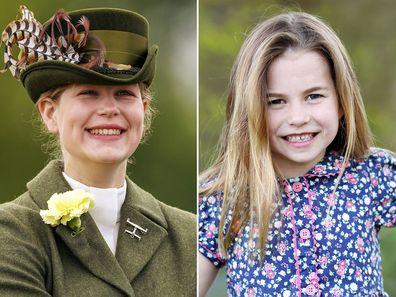 Lady Louise Windsor, Princess Charlotte