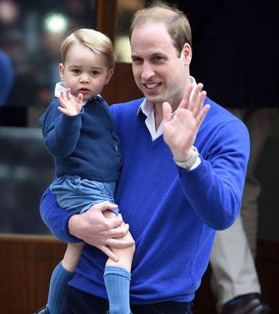 Prince George, May 2015