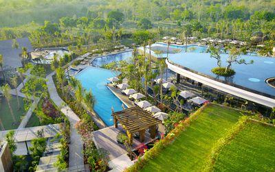 <strong>RIMBA Jimbaran Hotel</strong>