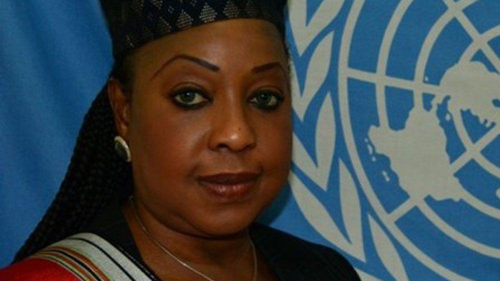 Fatma Samba Diouf Samoura.