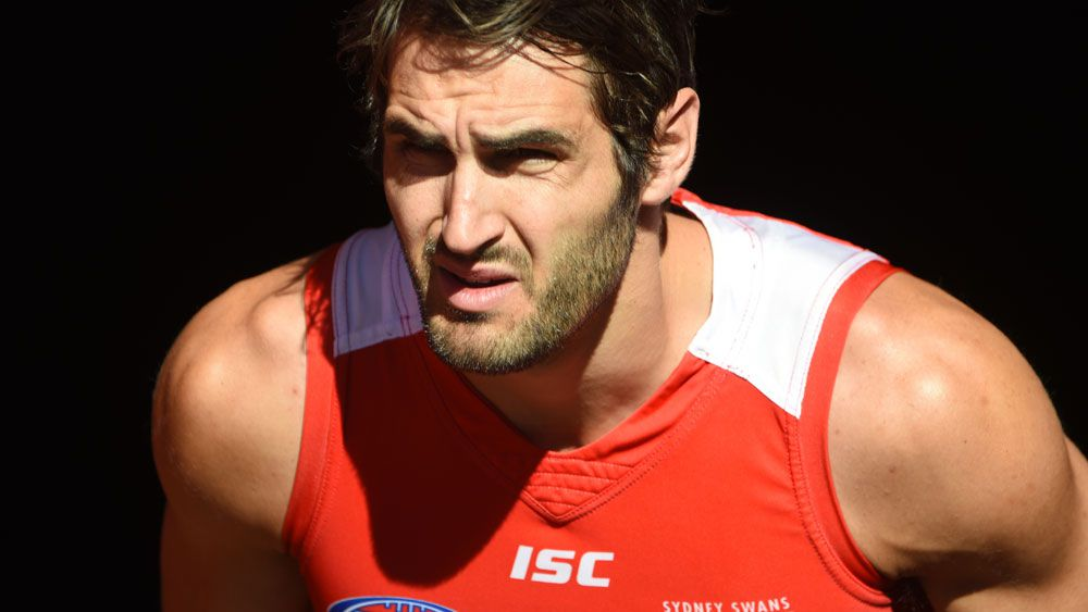 Josh Kennedy named Sydney Swans captain