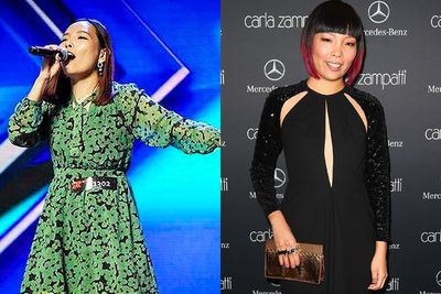 Dami Im has come a long way since her first audition. The former Korean gospel singer has gone from shy wannabe to mega pop diva.<br/><br/>She's also reinvented herself as a total fashionista! <br/>