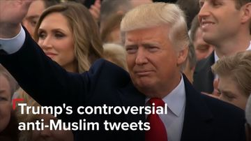 Trump's Twitter opinions had real-world consequences
