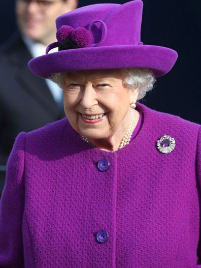 Queen Elizabeth visits the Royal British Legion Industries village in Kent 3
