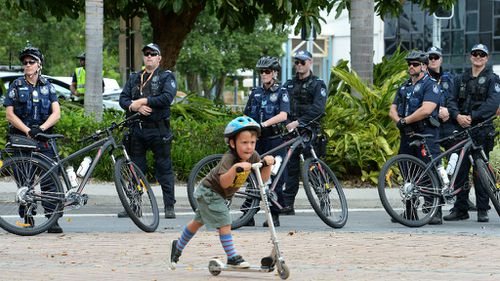 G20 'test run' a success: Queensland Police
