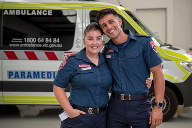 Paramedics Steve day in the life