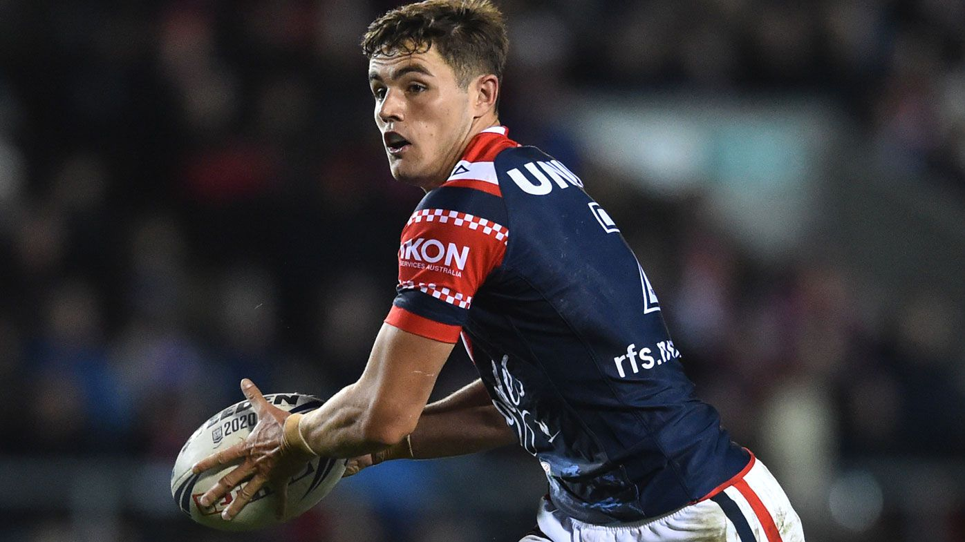 EXCLUSIVE: Kyle Flanagan embraces Roosters challenge after 'dream' debut