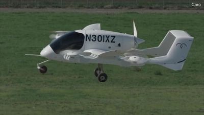 Self-driving flying taxi secretly tested in New Zealand