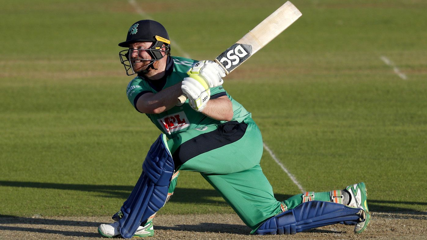 Ireland claim second ODI win over England thanks to Stirling, Balbirnie centuries