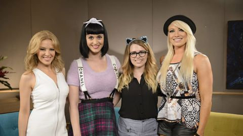 Huge night on The Voice: Keith Urban and Katy Perry drop by!