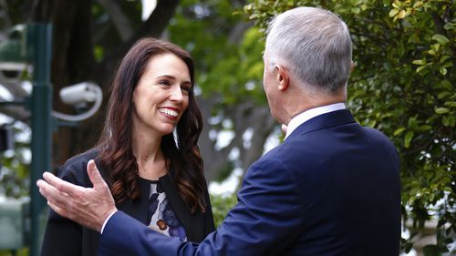 Their last meeting dispelled concerns of a rocky relationships after the Barnaby Joyce citizenship saga. (AAP)
