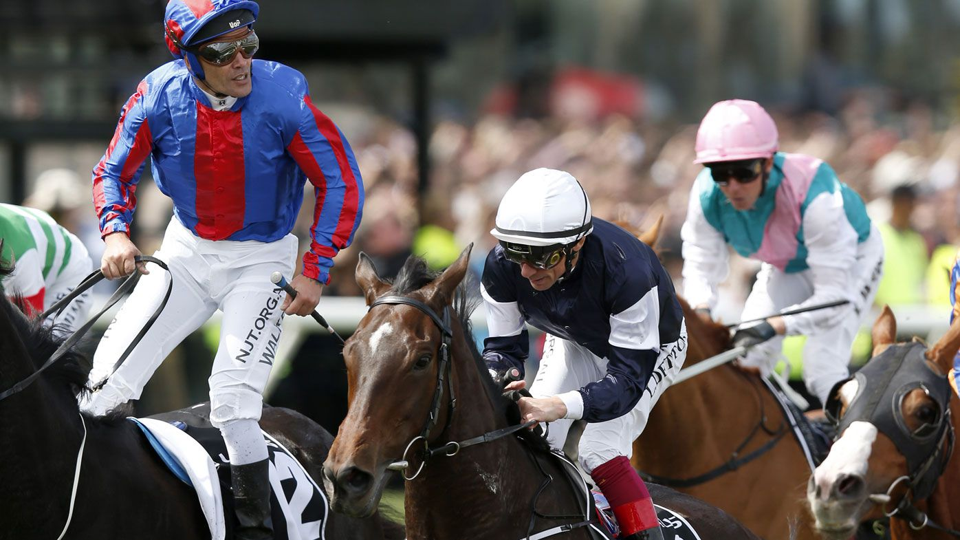 Jockeys should be disqualified for overwhipping horses, says top Cup trainer