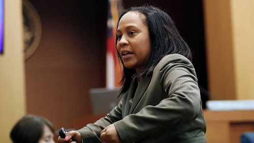 Fulton County District Attorney Fani Willis is leading an investigation into Donald Trump's actions after the election.