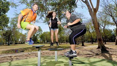 Koolinda Park outdoor gym, Darwin