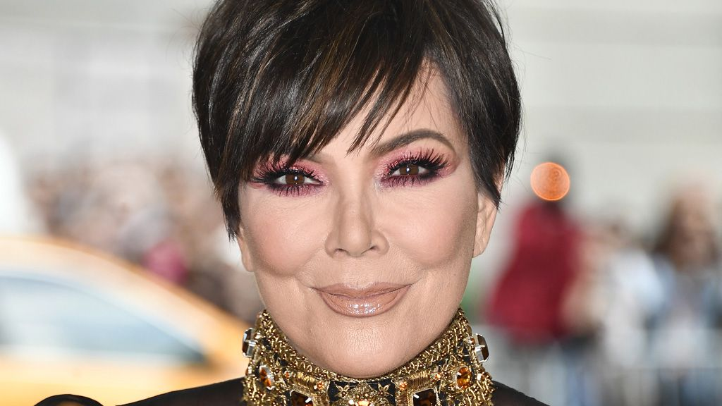 Kris Jenner is launching a makeup line