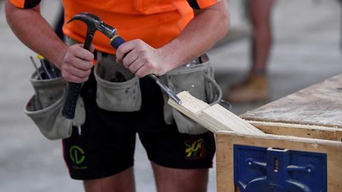Tradies will still get paid if their government contractor boss goes broke under a new Labor policy.