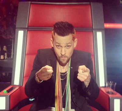 "<i>The Voice</i> coaches sure love a cheeky Instagram pic! Check out their cute happy snaps on and off the TV set.<P><br/><b><a target=""_blank"" href=""http://www.thevoice.com.au"">For the latest updates, visit The Voice official website</a></b>"