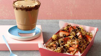 San Churro adds vegan menu item