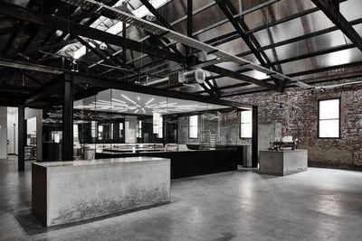 Lune (Melbourne, Australia), Studio Esteta