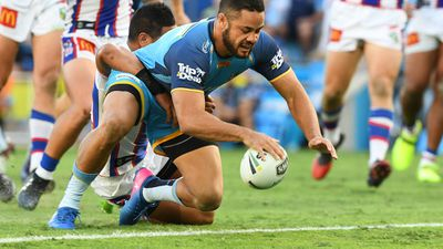 <p><strong>4. Jarryd Hayne</strong></p> <p><strong>Origins: 20</strong></p>