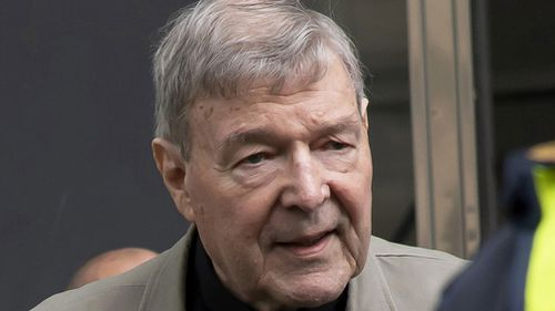 Disgraced cardinal George Pell to learn fate in High Court appeal
