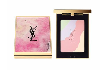 Limited Edition Face Palette Collector Gypsy Opale, $89, YSL, 1300 651 991