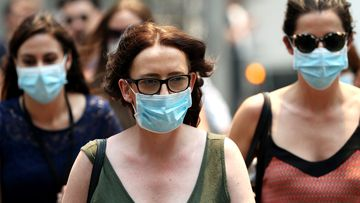 Face masks are not compulsory in Victoria despite the recent deadly coronavirus surge