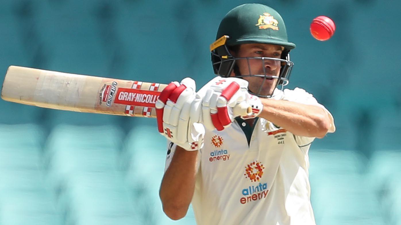 Onus on Joe Burns to repay selectors' faith after Test reprieve, Mark Taylor says