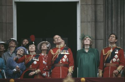 Trooping the Colour, 1982