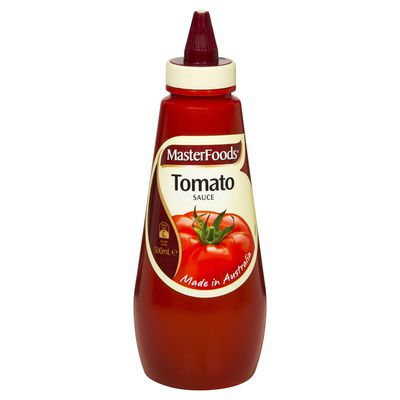 <strong>Masterfoods Tomato Sauce</strong>
