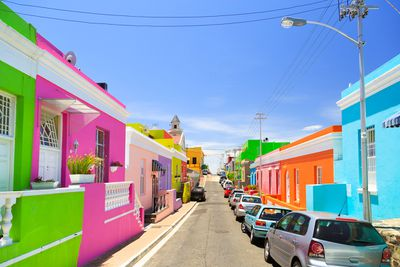<strong>Bo-Kaap, Cape Town, South Africa</strong><br />