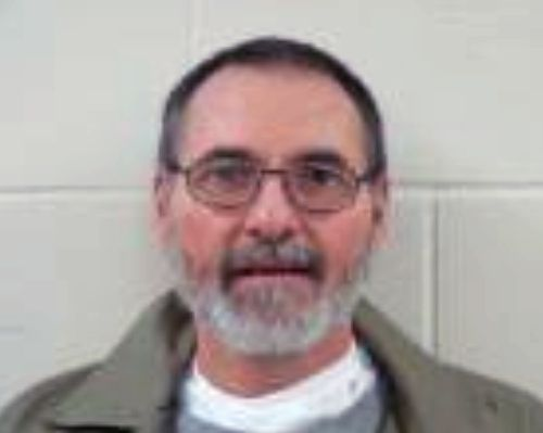 This photo provided by the Nebraska Department of Correctional Services shows Jeff Boppre, who is serving two consecutive life sentences for the fatal 1988 shootings of two people in western Nebrask