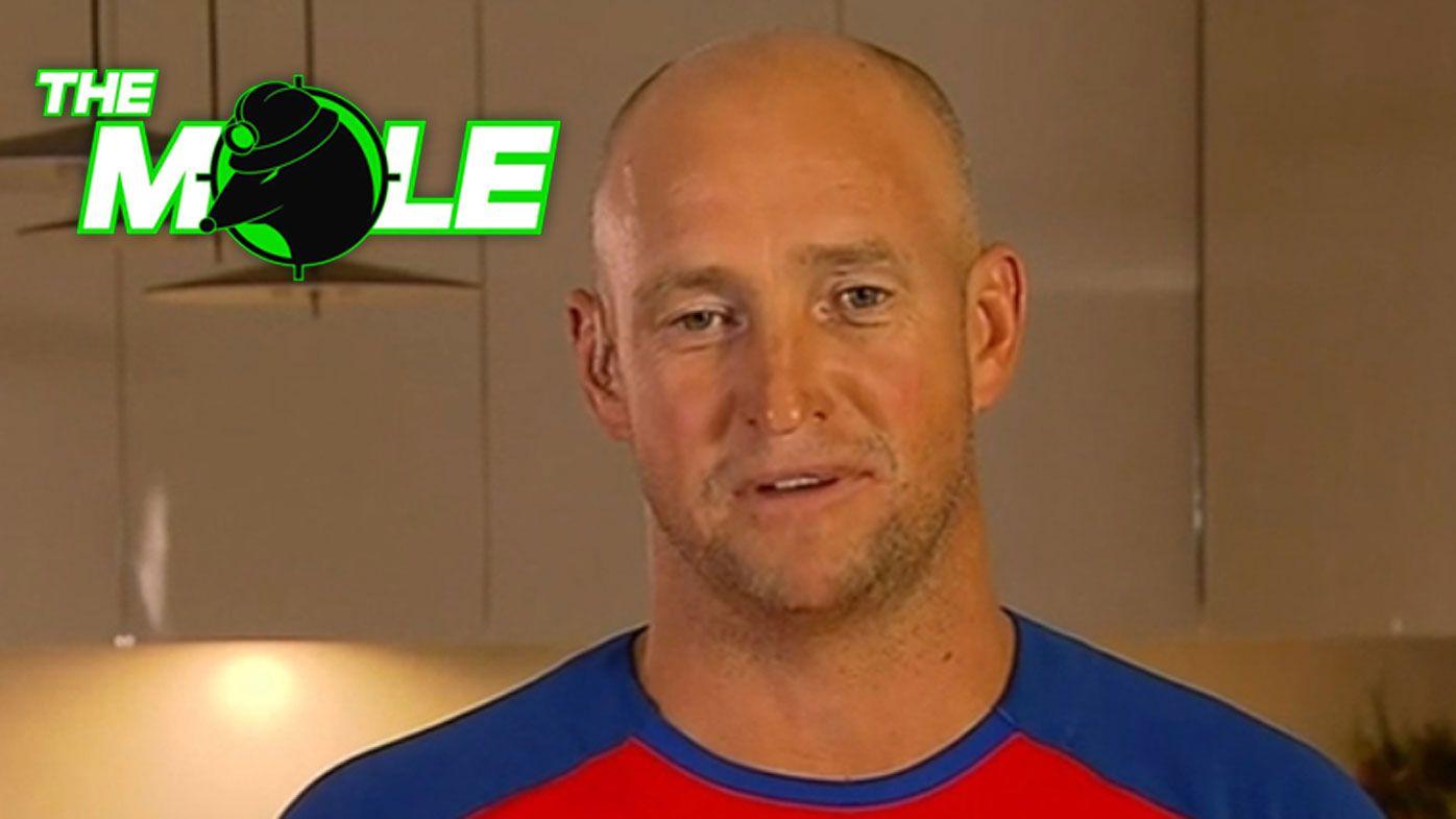 Newcastle coach Nathan Brown apologises to Brisbane's Wayne Bennett for marriage breakdown sledge