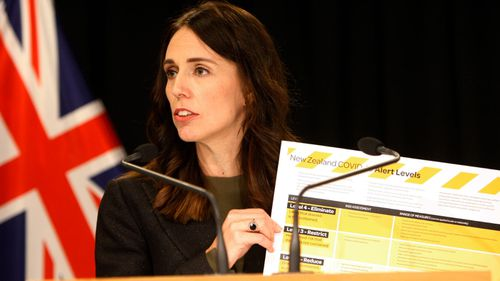 Jacinda Ardern moved to close down the nation to reduce the spread of coronavirus sooner rather than later.