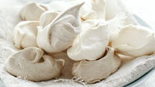 Meringue clouds