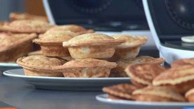 Pie maker tricks tested