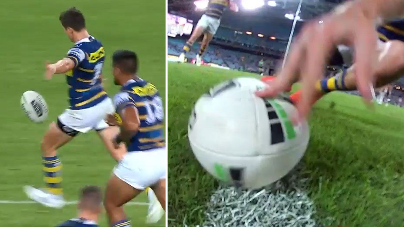 'The whole momentum of the game changed': Andrew Johns on turning point in Eels' loss to the Roosters