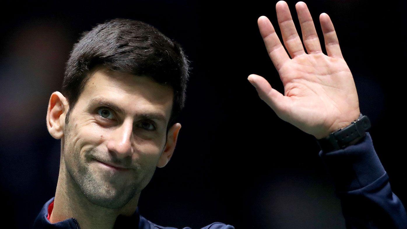 Djokovic eyes ATP Cup, Aussie Open success