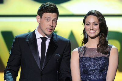 In January 2013, he presented an award with <b>Emmy Rossum</b> at the 18th Annual Critics' Choice Movie Awards.