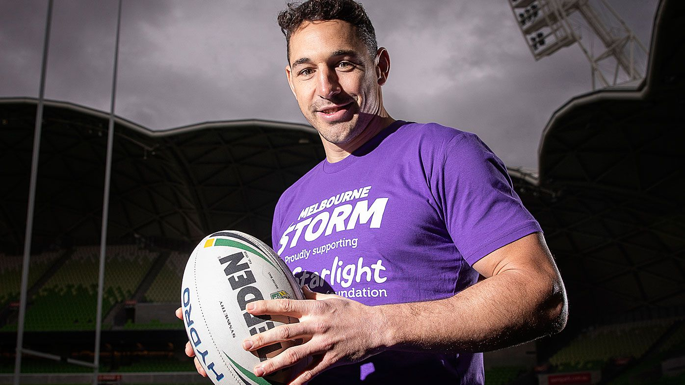 Melbourne Storm fullback Billy Slater set to announce his retirement from NRL: reports